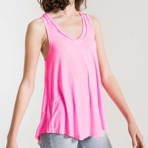 NWT Z Supply The Vagabond Neon Tank